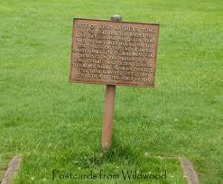 Grave of King Arthur