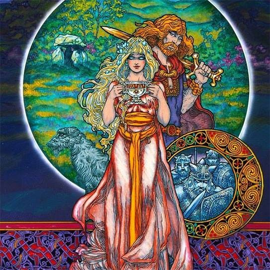 druidesses names