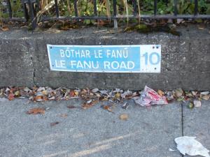 The Vorbing, Le Fanu Road, Stewart Stafford