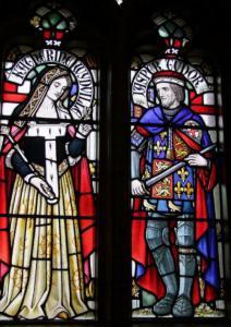 Jasper-Tudor-Katherine-Woodville