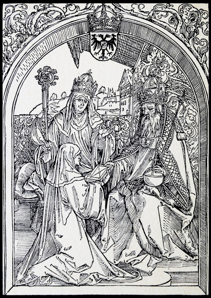 Hrotsvit of Gandersheim